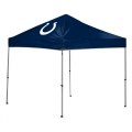 Indianapolis Colts NFL 9 x 9 Straight Leg Canopy Tailgating Tent