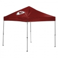 Kansas City Chiefs NFL 9 x 9 Straight Leg Canopy Tailgating Tent