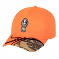 Kenworth Hunter Safety Orange Camo Cap