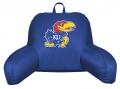 Kansas Jayhawks Bedrest Back Pillow