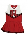 Louisville Cardinals NCAA College Youth Cheerleading Outfits-FREE SHIPPING