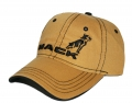 Mack Trucks Gold Contrast Stitch Logo Cap