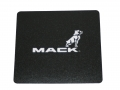 Mack Trucks Black Computer Mouse Pad