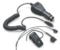 MobileSpec Bluetooth v2.0 In-the-Ear Headset with Ear Hook & Push to Talk Button