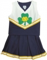 Notre Dame Fighting Irish NCAA College Youth Cheerleading Outfits-FREE SHIPPING