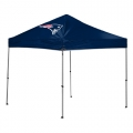 New England Patriots NFL 9 x 9 Straight Leg Canopy Tailgating Tent