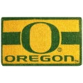Oregon Ducks NCAA Welcome Mat