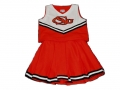 Oregon State Beavers NCAA College Youth Cheerleading Outfits-FREE SHIPPING