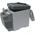 RoadPro 12-Volt 7 Liter Cooler/Warmer with Cup Holders