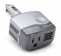 RoadPro 80/100 Watt Direct 12 Volt Plug DC to AC Power Inverter-CLOSEOUT