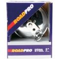 "RoadPro 5"" Stainless Steel Adjustable Convex Center Stud Mirrors"