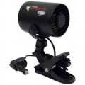 "Road Pro 12 Volt ""Tornado Fan"" with Removable Mounting Clip"