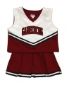 South Carolina Gamecocks NCAA College Youth Cheerleading Outfits-FREE SHIPPING