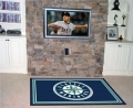 Seattle Mariners MLB Area House Rugs
