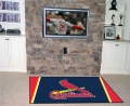 St. Louis Cardinals MLB Area House Rugs
