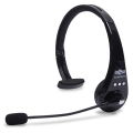 Top Dawg Recordable Over the Head Noise Canceling Bluetooth Headset-FREE SHIPPING