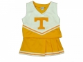 Tennessee Volunteers NCAA College Youth Cheerleading Outfits-FREE SHIPPING