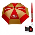 San Francisco 49ers Windsheer II Auto-Open Golf Umbrella