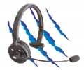 Blue Tiger Pro Combat Edition Bluetooth Noise Canceling Trucker Headset