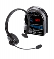 Blue Tiger Deluxe Bluetooth Noise Canceling Trucker Headset