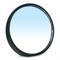 "Truckspec 4"" Round Adhesive Blind Spot Mirror with 360 Degree Rotating Disc"