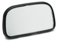 "Truckspec 3.25"" x 1.75"" Rectangular Adhesive Blind Spot Mirror"