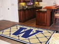 Washington Huskies NCAA Area House Rugs