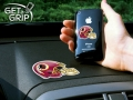 "Washington Redskins ""Get A Grip"" Cell Phone/Mp3 Dashboard Grips-FREE SHIPPING"