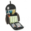 Hanging Water Resistant Toiletry Travel Bag