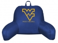 West Virginia Mountaineers Bedrest Back Pillow