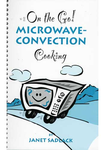 On The Go Microwave Convection Cooking Cookbook Global