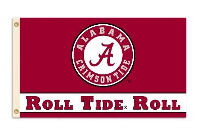 07765f0adcd Alabama Crimson Tide 3x5 Flag - Alabama Crimson Tide 3x5 Flags - Alabama  Crimson Tide Flags
