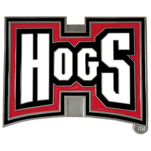 Arkansas Razorbacks Logo Style Hitch Covers Global