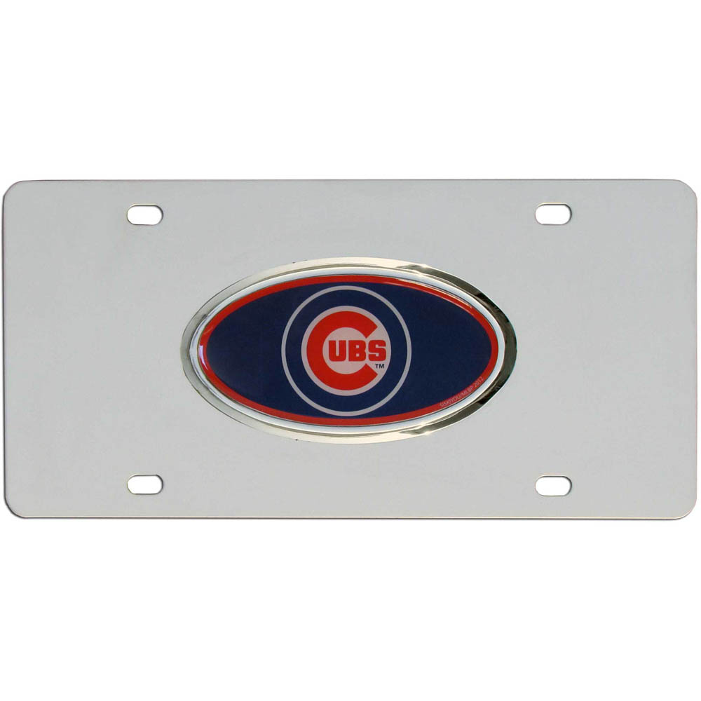 Chicago Cubs License Plates - Chicago Cubs MLB License Plates ...