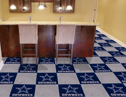 Dallas Cowboys Carpet Tiles Dallas Cowboys Carpet Squares Nfl
