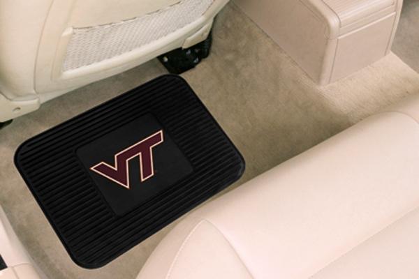 Virginia Tech Hokies Car Mats Virginia Tech Hokies Vinyl Mats