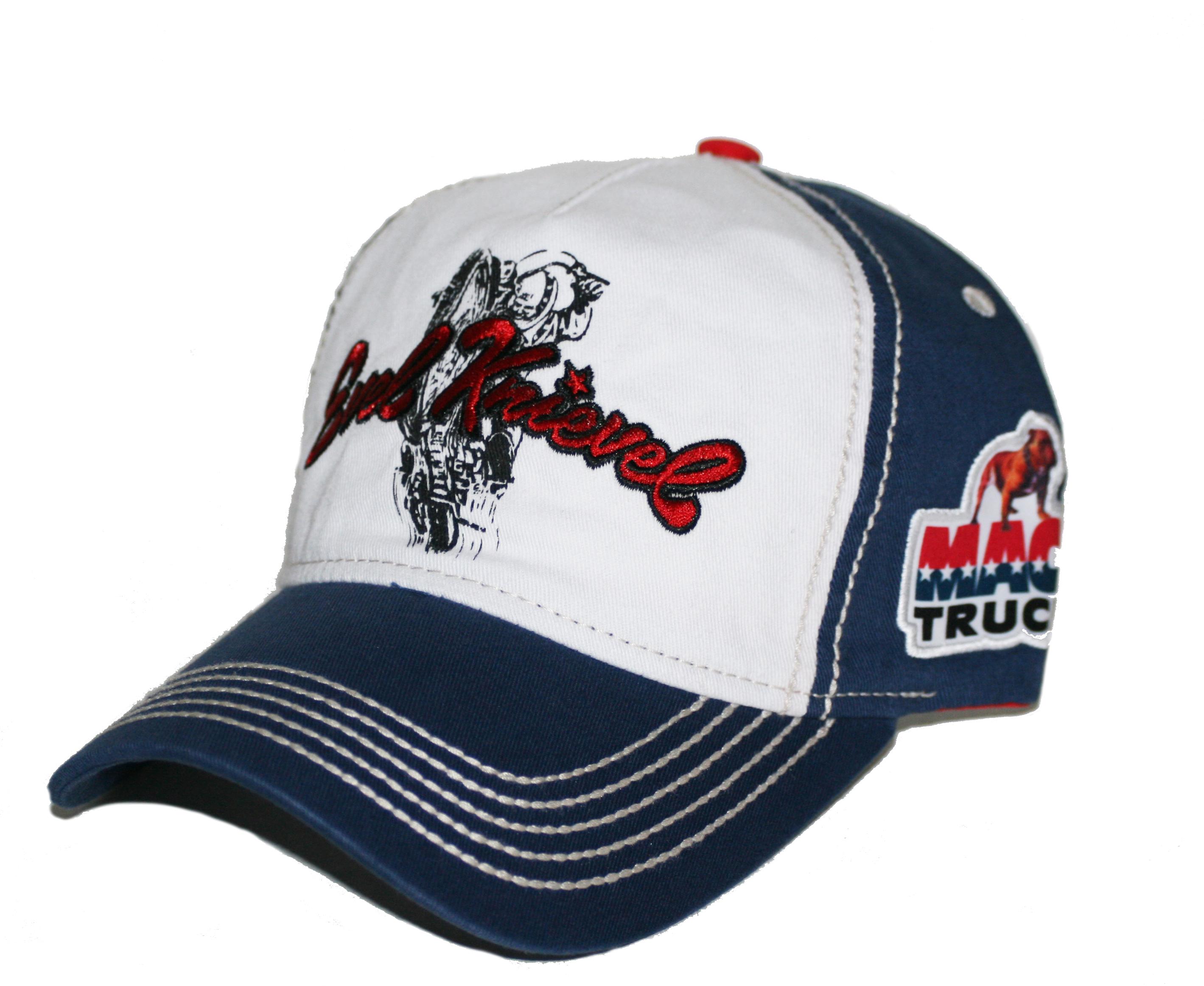 Mack Truck Merchandise - Mack Truck Hats - Mack Trucks Evel Knievel Jump  Cap - Mack Trucks Evel Knievel Jump Caps 78721a62921