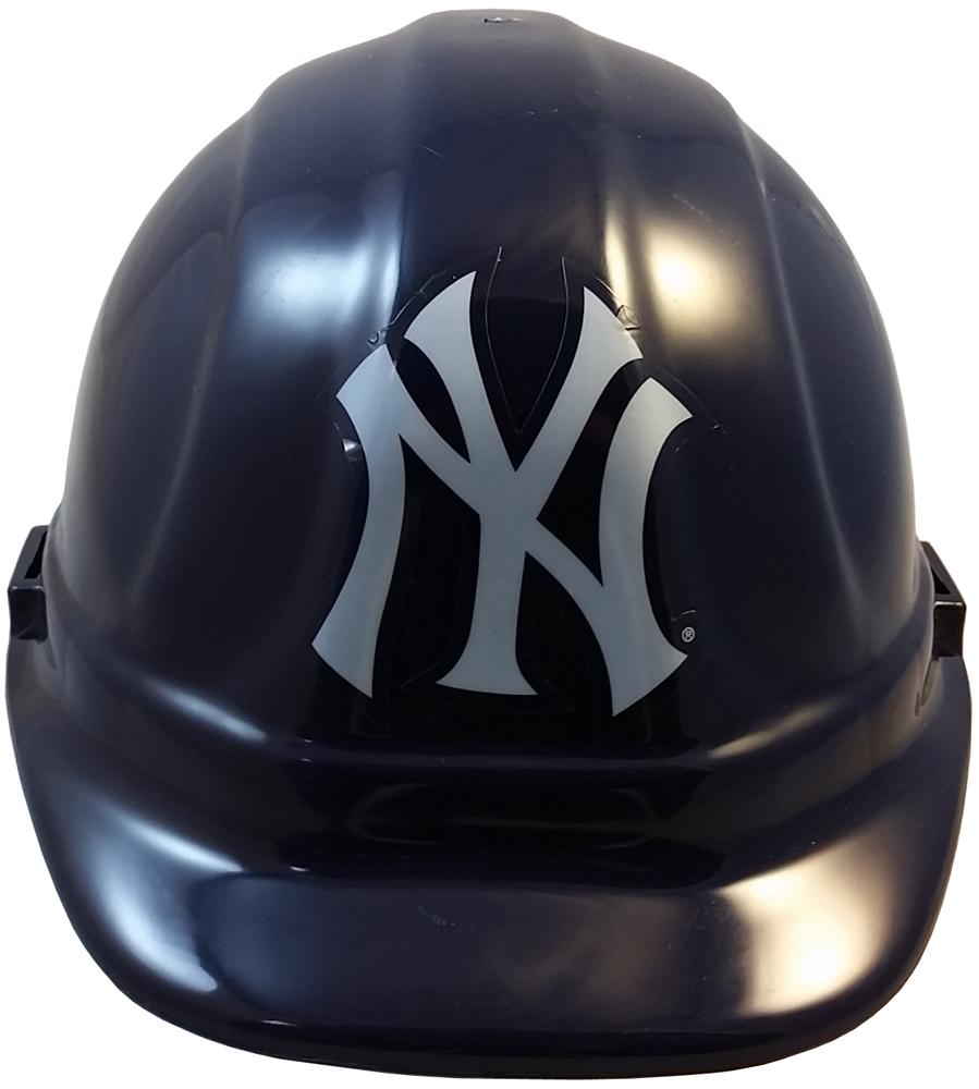 ead3f525896 Yankees Hard Hat - New York Yankees Hard Hat - New York Yankees Hard Hats - New  York Yankees OSHA Approved MLB Hard Hat