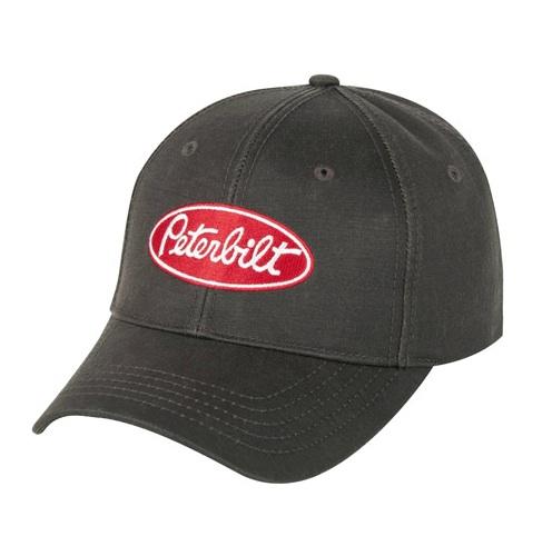 Peterbilt Hats - Peterbilt Caps - Peterbilt Merchandise - Peterbilt Motors Oilcloth Cap