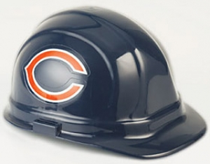 70308ad649a Chicago Bears NFL OSHA Approved Hard Hat  Global Trucker - 12 Volt Items  SuperStore