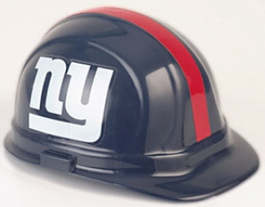 New York Giants Hard Hats - NFL Hard Hats - New York Giants NFL OSHA  Approved Hard Hat cdc499b4a56d