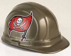 Tampa Bay Buccaneers NFL OSHA Approved Hard Hat  Global Trucker - 12 Volt  Items SuperStore 30ddcab88b5