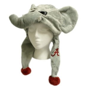 Alabama Crimson Tide Mascot Themed Dangle Hat - Alabama Crimson Tide  Merchandise - Alabama Crimson Tide Gifts 8de7b4cfcc1c