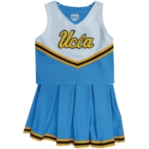 53cb5fa35 UCLA Bruins Halloween Cheerleading Costumes - UCLA Bruins Cheerleading  Uniforms - UCLA Bruins NCAA College Youth Basketball Cheerleading Outfits