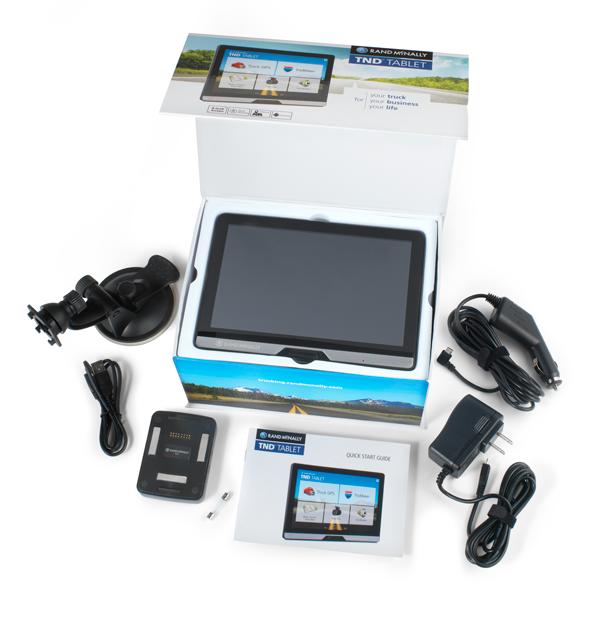 Rand Mcnally Gps >> Rand Mcnally Tnd Tablet 70 With 7 Display Gps And Dashcam