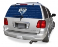 "San Diego Padres MLB Logo """"Rearz"""" Back Windshield Decal"