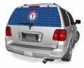 "Texas Rangers MLB Logo """"Rearz"""" Back Windshield Decal"