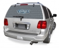 "Toronto Blue Jays MLB Logo """"Rearz"""" Back Windshield Covering by Glass Tatz"