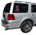 "Anaheim Angels MLB Logo """"Cutz"""" Glass Tatz Graphic/Decal"