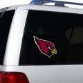 "Arizona Cardinals Glass Tatz NFL Logo ""CUTZ"" Side Windshield Graphic/Decal"